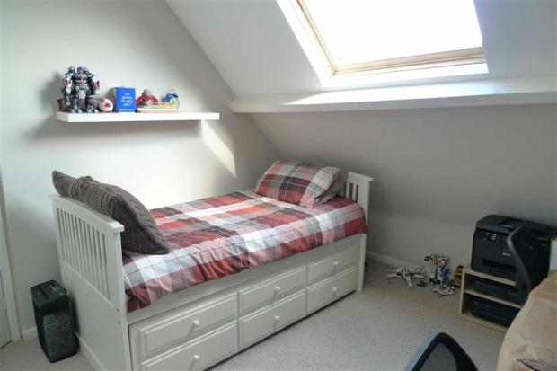 BEDROOM TWO/ATTIC RO