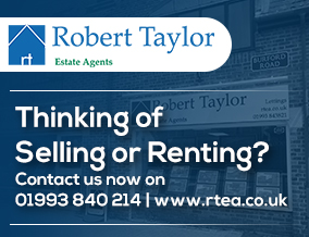 Get brand editions for Robert Taylor Estate Agents, Carterton