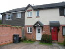 Terraced home in Strathmore Close...