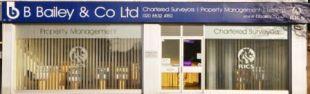 B Bailey & Co Ltd, Ilfordbranch details