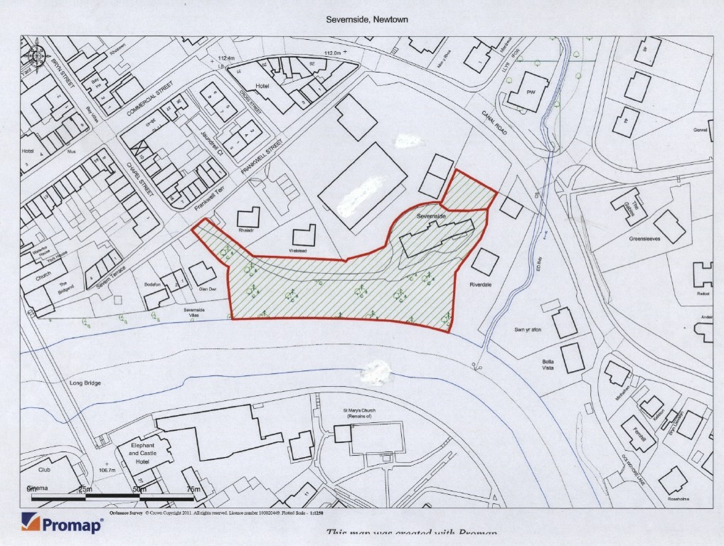 Building Plots For Sale In Newtown Powys