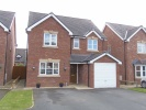4 bedroom Detached house for sale in 3 Felin Hafren, Abermule...