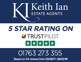 Get brand editions for Keith Ian Estate Agents, Buntingford