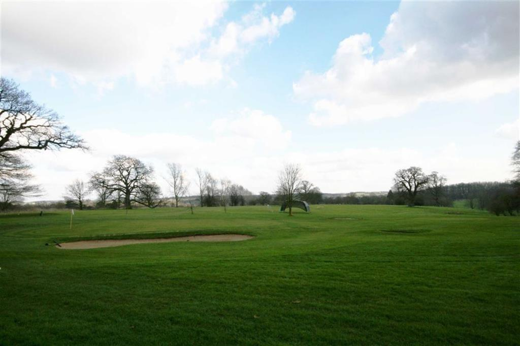 Views over golf cour
