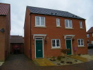 2 bed semi detached house in Langley Gardens, Potton...