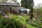 The garden in sum...