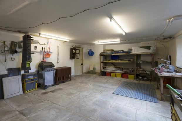 Cellar/Workshop
