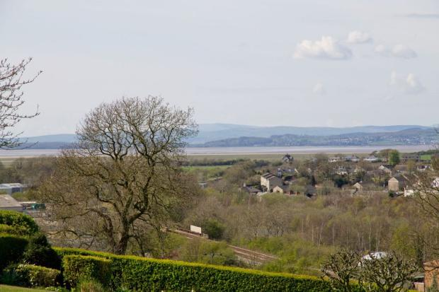 View To Morecambe...