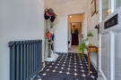 Entrance porch th...