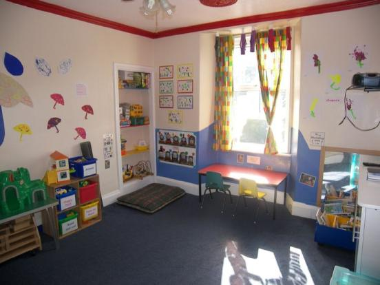 Toddlers Area