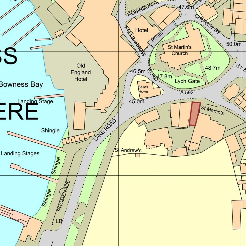 Commercial Property Bowness On Windermere