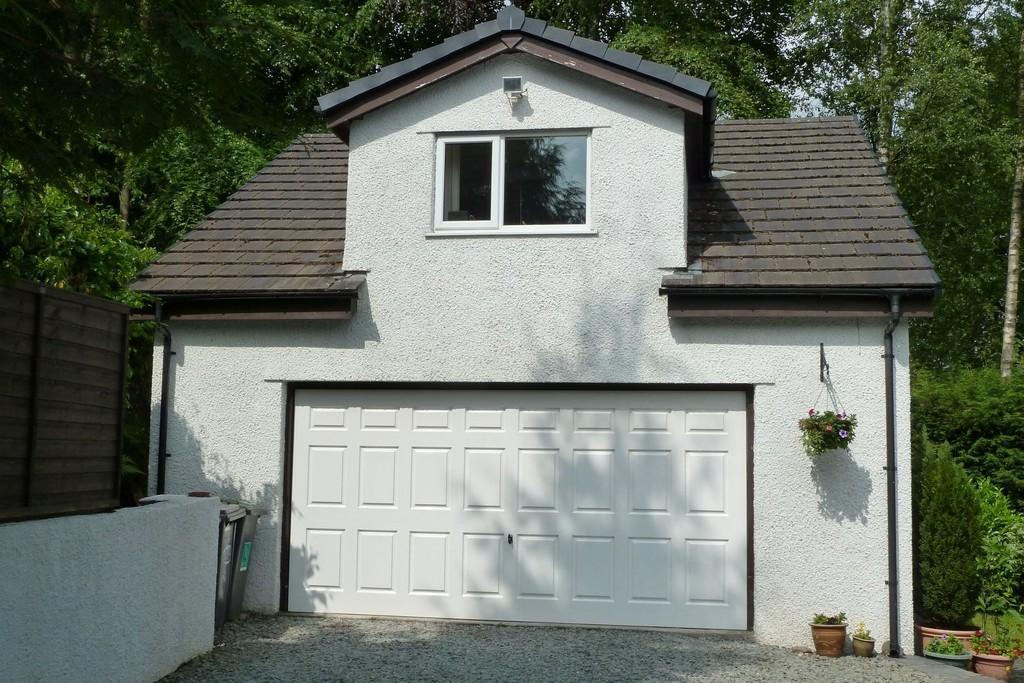 5 bedroom detached house for sale in fernrigg patterdale for Annexe garage