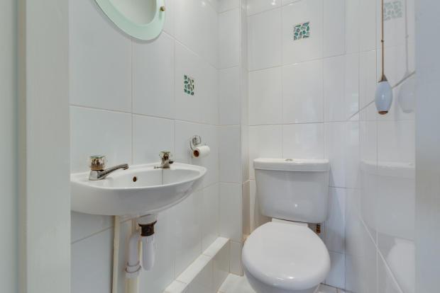 Seperate Toilet
