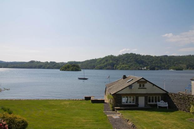 Lake View and Boa...