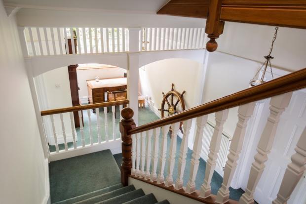 Fine Staircase