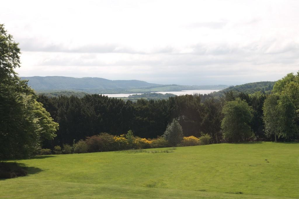 View Over Grounds...