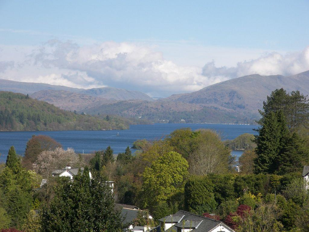 View of Lake and ...