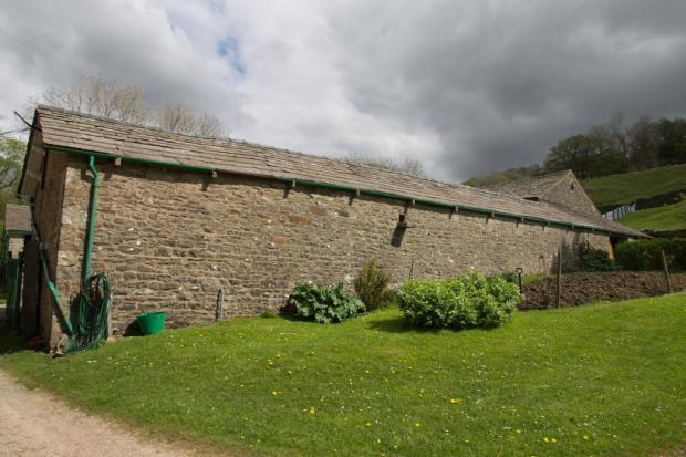 Rear Garden and V...