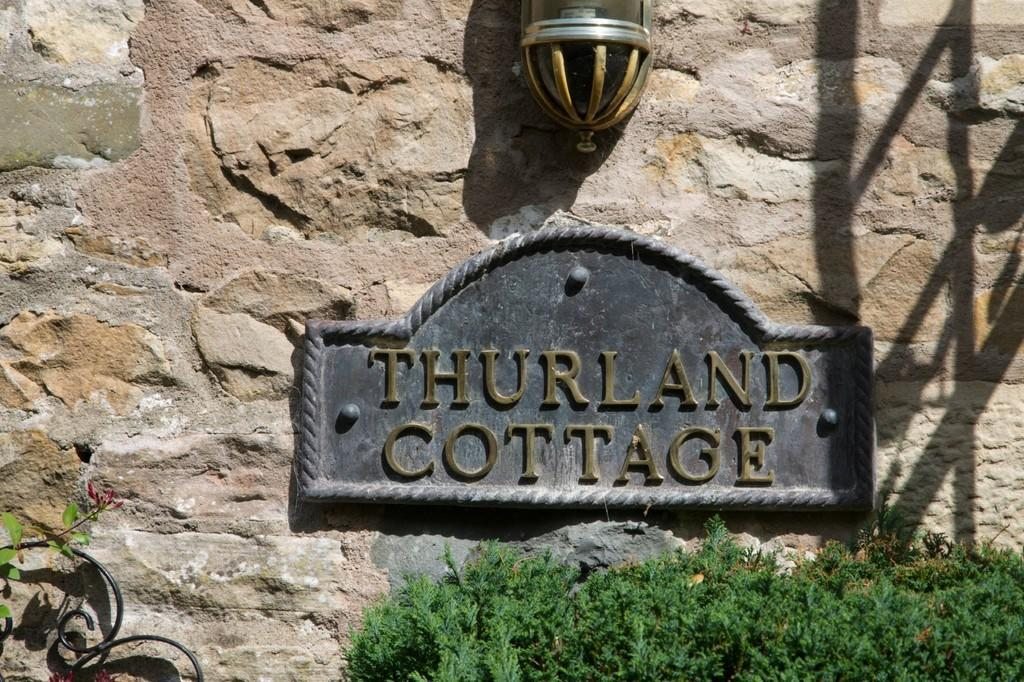 Thurland Cottage