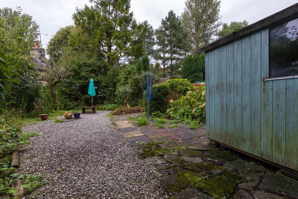 Detached Garden