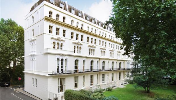 1050 pw Garden House Luxury Apartments W2 - London Corporate ...