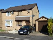 2 bed semi detached property for sale in Taymouth Drive, Gourock...