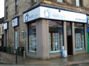 Neill Clerk, Greenockbranch details