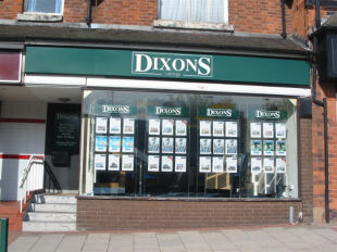 Dixons Lettings, Dorridgebranch details