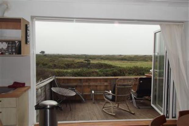 Superb views enjoyed by this property
