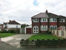 semi detached property for sale in Wells Green Road...