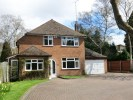 Detached property in Widney Lane, Solihull