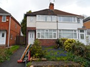 Blythsford Road semi detached house to rent