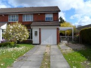 3 bed semi detached home to rent in Lillington Road, Shirley...