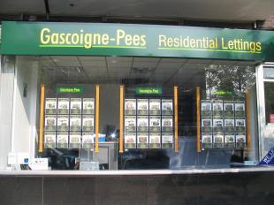 Gascoigne-Pees Lettings, Esherbranch details