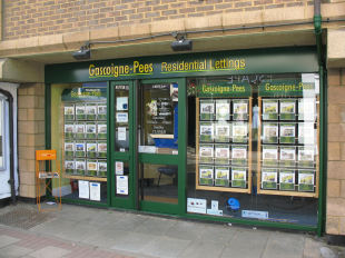 Gascoigne-Pees Lettings, Weybridgebranch details