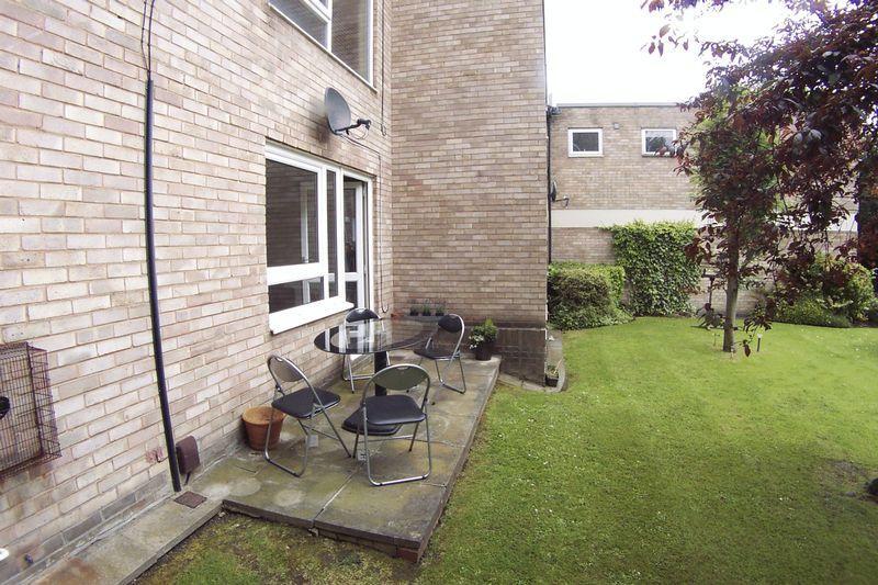 Garden Area*