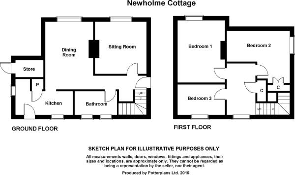 Newholme Cottage Pla