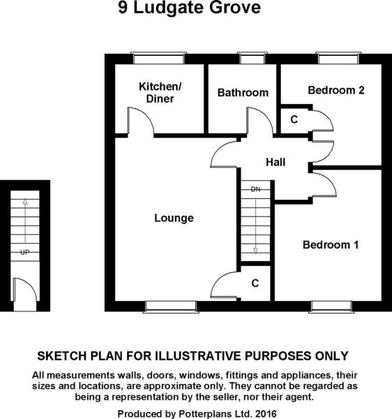 9 Ludgate Grove Plan