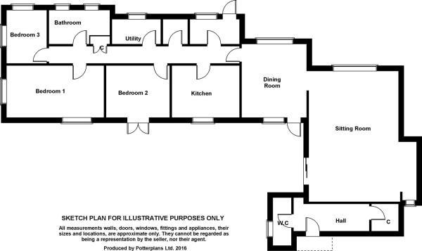 White Croft Plan (00
