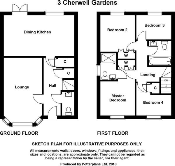 3 Cherwell Gardens P