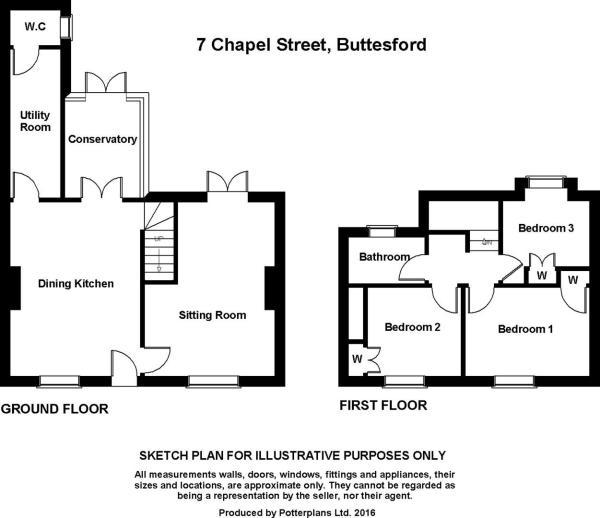 7 Chapel Street Plan