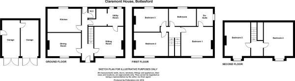 Claremont House Plan