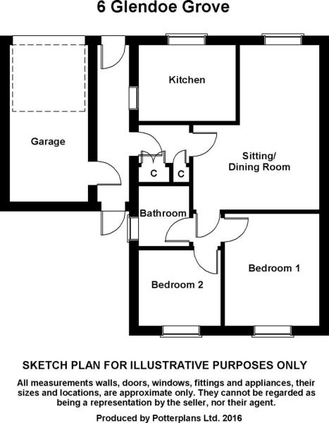 6 Glendoe Grove Plan