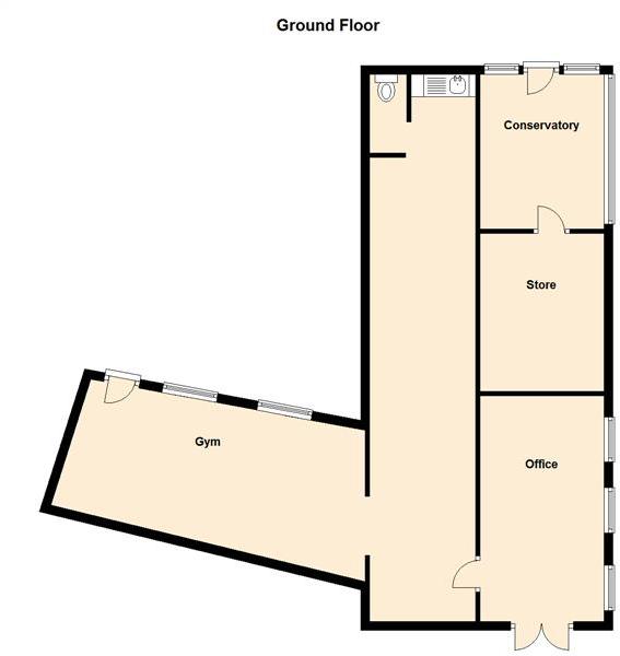 the office ground fl
