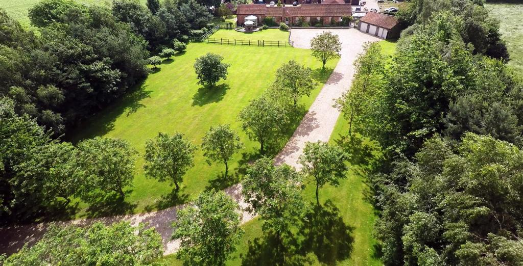Aerial Photograph of