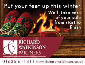 Get brand editions for Richard Watkinson & Partners, Newark - Lettings