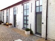 Mews in Goldhurst Terrace...