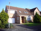 Detached home in St. Marks Close, Evesham...