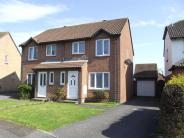 Spetisbury Close semi detached house for sale