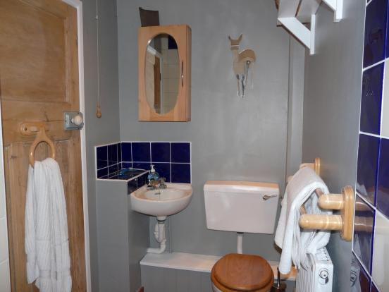 Shower Room/Cloakroo